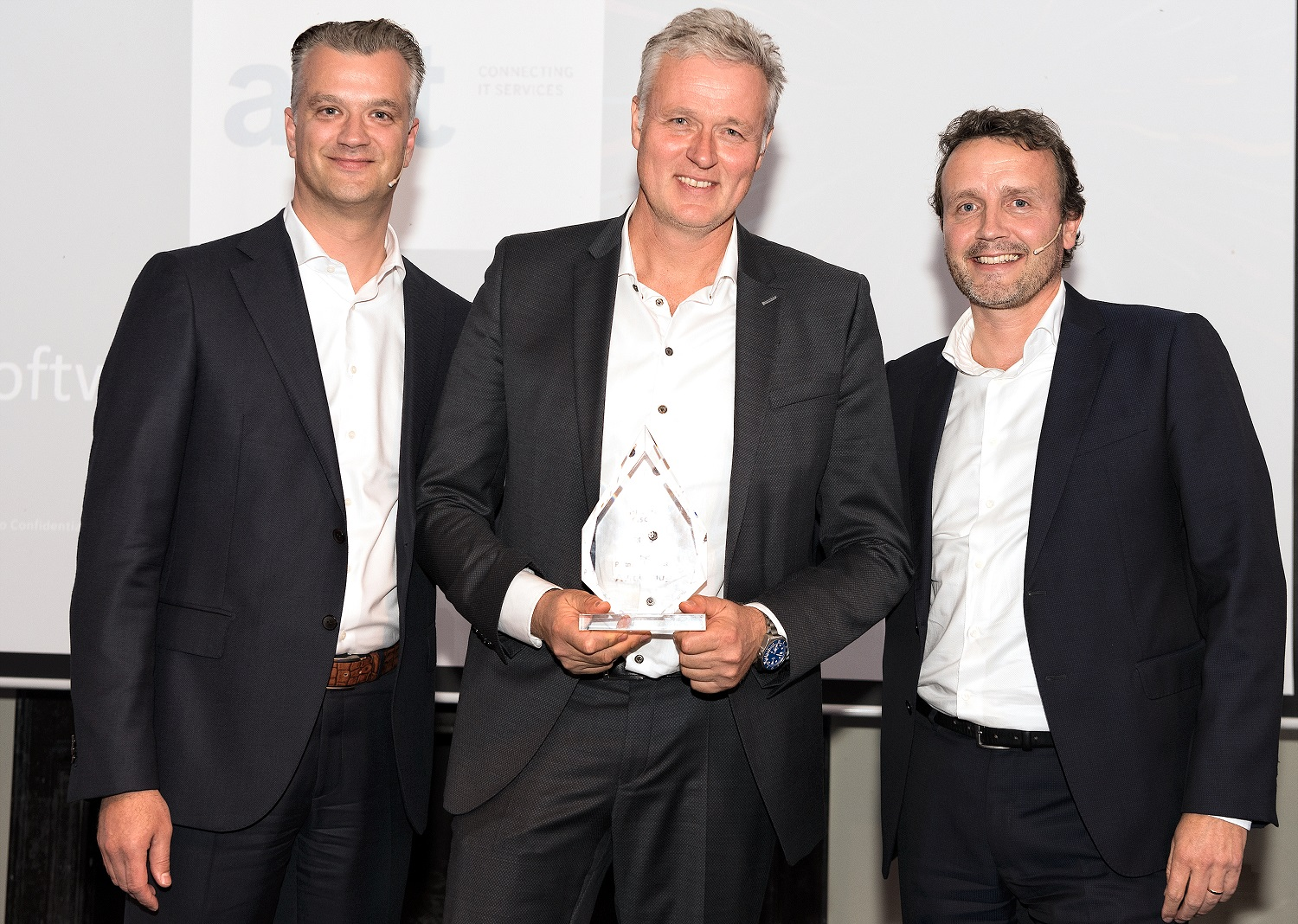 Avit wint Cisco awards voor software en customer experience