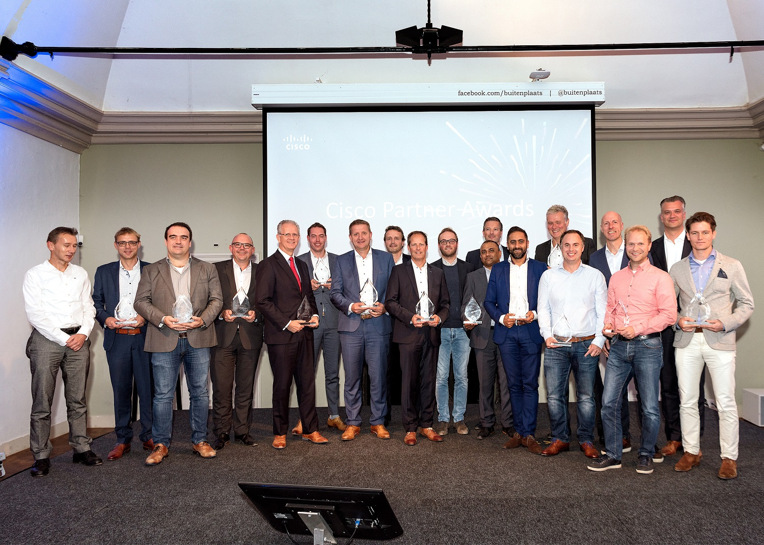 Winnaars Nederlandse Cisco Partner Awards 2018 bekend