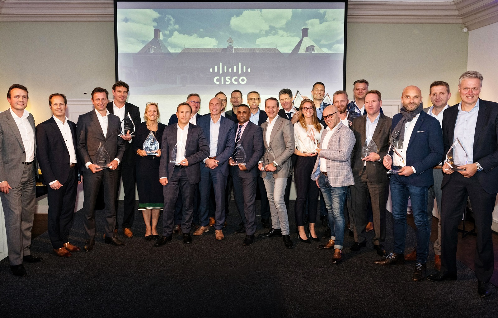 Winnaars Nederlandse Cisco Partner Awards 2017 bekend
