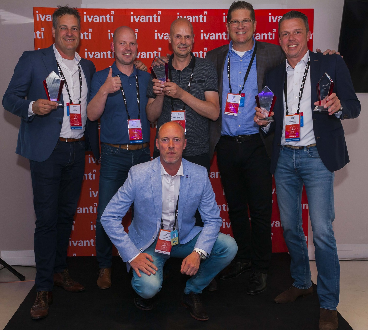 Ivanti beloont partners met de 2018 Partner of the Year Awards